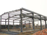 Edificio fabricado acero Pre-Dirigido para el uso industrial