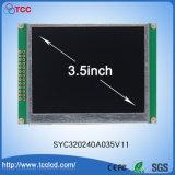 Цветной TFT 320x240 точек ЖК-дисплей LCM Сенсорный модуль Syc320240A035V11 с IC RA8875