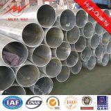 Prezzo galvanizzato del tubo d'acciaio per distribuzione di corrente elettrica