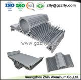 8000 LEIDENE van het Aluminium van het Bouwmateriaal van de reeks Heatsink voor Machines