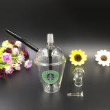 Tubo de vidro grossista Bontek Waterpipe para fumar