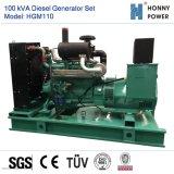 100kVA Groupe électrogène Diesel avec moteur Googol 50Hz
