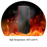 W2 contrôle d'accès imperméable à l'eau/lecteur de l'interpréteur de commandes interactif emmêlé IP65 125kHz