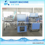 Semi Mineral Automatic Toilets Bottle Blowing Moulding Machinery