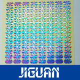 De goedkope Druk van de Douane maakte 3D Sticker van het Hologram van de Veiligheid in reliëf