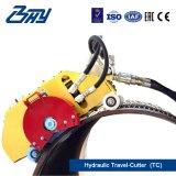 """Od-Mounted Cortador hidráulico portátil Travel/ Cortatubos Beveler escalada y la máquina de 6""""-72""""(153mm-1829mm)"""