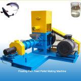Les animaux aquatiques flottantes les aliments pour poissons Pellet Mill Machine de l'extrudeuse