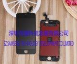 Het mobiele LCD van de Telefoon Scherm van de Aanraking van de Vertoning voor iPhone van de Appel 5s