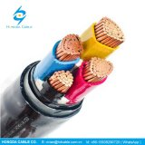 Cu/XLPE/PVC/Sta/PVC 3X120+70 mm2 U-1000 Kabel Rvfv Arvfv Kabel