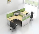 Neue Konstruktionsbüro Furnitue Partition-Zelle-modularer Tisch-Arbeitsplatz