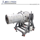 두 배 나사 Extruder/PVC 관 플랜트