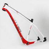 Внутренние все прокладки кабеля углерода Mountian велосипед MTB рамы 17,5 дюйма