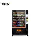 Máquina de Venda Automática de combinação com elevador para salada