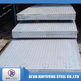Placa de aço inoxidável 304 do preço, placa Checkered do aço inoxidável