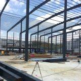 Стальные конструкции Carport Plant / Структурные кровельные стали рабочего совещания
