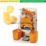 Juicer alaranjado do limão do citrino da fruta industrial comercial