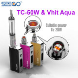 O melhor escolhe a bateria poderosa de Seego Tc-50W para seu Vaporizer
