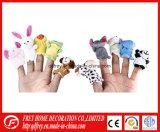 Nuevo diseño Historia hablando de títeres de dedo juguete