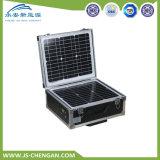 PV 변환장치를 가진 1000W 휴대용 여행 가방 에너지 절약 태양 장비
