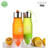 Китай поставки пищевой пластиковой бутылки для фруктовый сок лимона