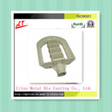 Aluminiumlegierung Druckguß für LED-Satin-Fertigstellungs-Gehäuse