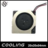 China Fábrica do Ventilador 2004 Ventiladores axiais de 5 V DC 20*20*4mm mini-DC ventilador sem escovas para resfriamento do videogravador