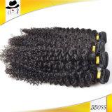 ブラジルのねじれた巻き毛の波の毛の拡張