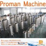 3200kg de Acero Inoxidable 304 botellas de PET aséptico automático de la pequeña máquina de embotellamiento de agua