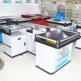 Китайский стол кассира магазина счетчика проверки супермаркета поставщиков