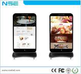 移動式HD屋内/LED TVの掲示板を広告する屋外LEDのモジュールの表示iPhoneの形SMD