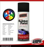 Líquida extraíbles con pintura en aerosol de pintura de caucho