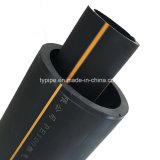 560mm de tubo de suministro de gas de PE negro