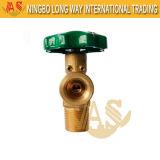China Cilindro de gas de último diseño de las válvulas con bajo precio