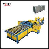 Luftkanal-Herstellungs-Maschine für das HVAC-Gefäß, welches die Herstellung bildet