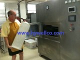 Los chips de vegetales Puffing Máquina - Horno de vacío máquina Puffing