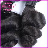Оптовая торговля бразильского волосы, 100% необработанные норки бразильский волос