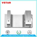 Hoge Precisie CNC die het AutoDeel van het Aluminium met ISO9001 machinaal bewerken: 2008 Fabriek
