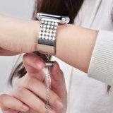 Uhrenarmband-Brücke-Abwechslungs-Stahlarmband für Apple Iwatch 38mm