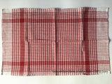 中国の工場農産物はデザインによって点検されたジャカード綿のふきんをカスタマイズした