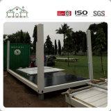 Sicheres u. haltbares schnelles montierendes Fertigzwischenlage-Panel-Behälter-Haus