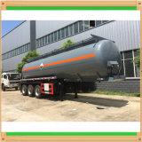 Remorque de charge de l'eau d'ammoniaque libre de corrosion d'essieux de Fuwa semi