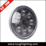 """PAR36 4,5"""" 24W LED de remplacement ronde phares pour les tracteurs John Deere"""