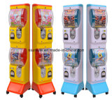 Deux couches Capsule Toy Machine distributrice enfants vending machine