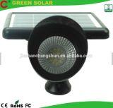 Riflettore solare, indicatore luminoso esterno solare, indicatore luminoso solare
