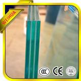 중국에서 명확한 안전 10mm 12mm 박판으로 만들어진 유리 공급자