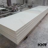 Strato di superficie solido lastra di pietra artificiale della resina della grande