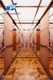 Elevación del pasajero del precio competitivo del elevador del pasajero del sitio de la máquina de 450~1000 kilogramos con la solución profesional