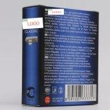 Heißer verkaufensoem-bester Latex punktierte mit Rippen versehenes ultra dünnes Hersteller-Normales, gewellt, punktiert, ultra dünn, Frucht/Farben-Kondom