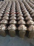 Rouleau de pieux de fondation remplaçables cônes pour la formation dur