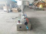 Horizontales einzelnes Hauptpasten-Füllmaschine-Einfüllstutzen-Gerät